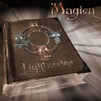 Magica album cover